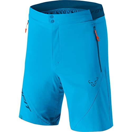 DYNAFIT Transalper Light Dst M Shorts – Pantaloncini da Uomo, Uomo, Pantalone Corto, 08-0000070868, Frost/8830, XXL