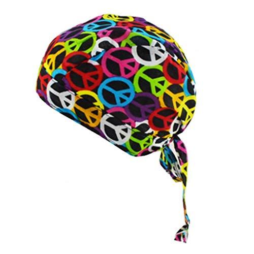 Leiter Wraps Unisex Bandana Caps Für Outdoor REIT Fashion Color