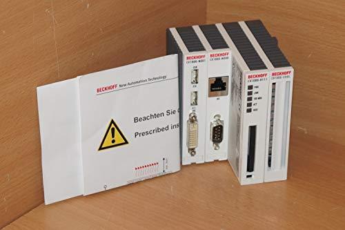Beckhoff CX1000-0111 TwinCat PLC - Módulo de CPU