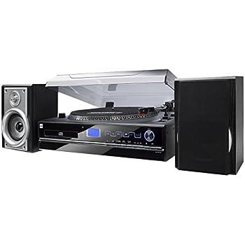 Dual NR 100 - Tocadiscos para Equipo de Audio, Negro: Amazon.es ...