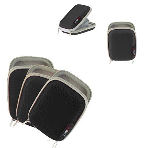 Navitech schwarzer Fall für Sennheiser AMBEO SMART Headset
