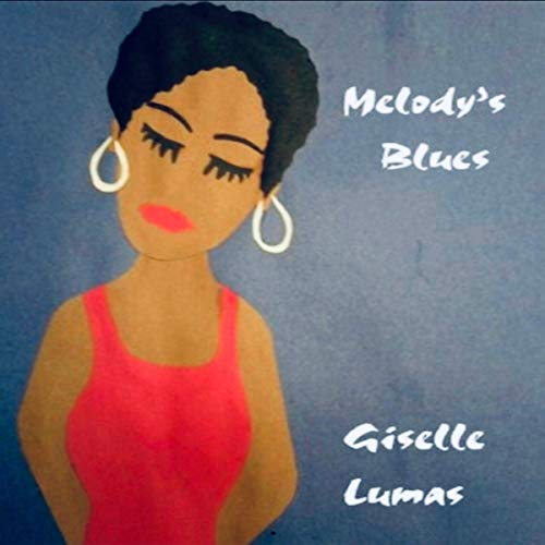 Melody's Blues audiobook cover art