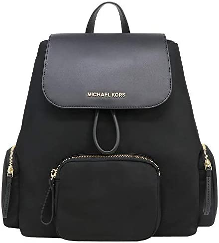 Michael Kors Abbey Cargo Backpack BLACK product image