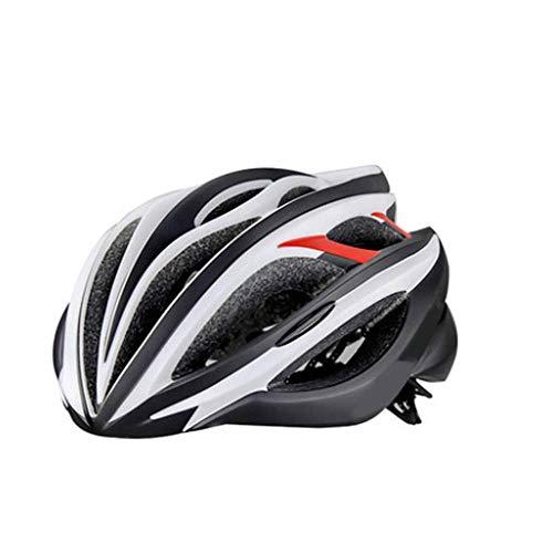 GSKTY Fahrradhelm, MTB Helm Erwachsene, Verstellbar Radhelm mit Abnehmbarem Visier und Polsterung, Trekking & City Rennradhelm