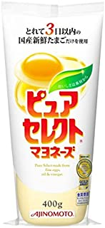 味の素 ピュアセレクトマヨネーズ 400g ×6セット