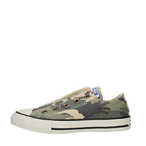 Converse 660976C Slip-On Schuhe Boy Camouflage 33