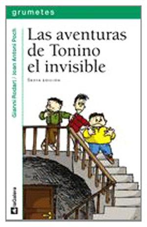 AVENTURAS DE TONINO EL INVISIBLE