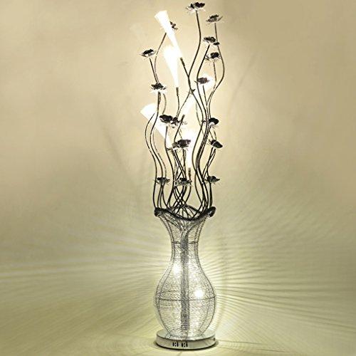 MMM- Moderne Garten Warm Kreative Vase Stehlampe Wohnzimmer Schlafzimmer Vertikale Persönlichkeit Couchtisch Stehlampe