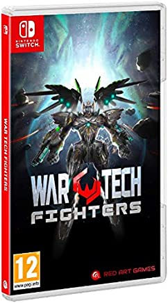 War Tech Fighters - Nintendo Switch
