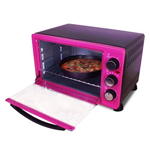 LITING Mini Broodrooster, Elektrische oven Gebakken Cake Pizza Zoete Aardappel Koekjes Kippenvleugels met Chips Beginner Grote Oven Ontbijt Machine