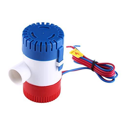 KSTE 12 V 3 A 1100 water GPH elektrische dompelpomp compatibel met jacht boot