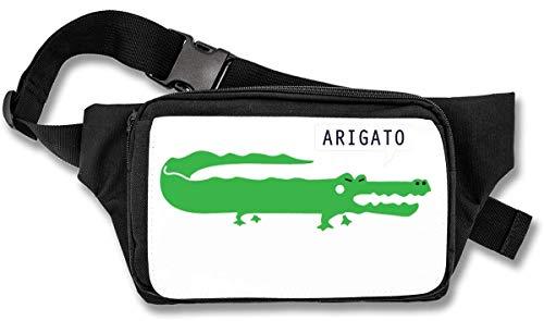 Arigato Alligator heuptas