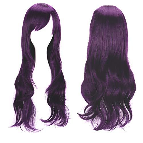 obtener pelucas mujer pelo morado online