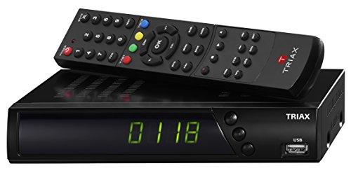 Triax S-HD 11 SAT-Receiver schwarz