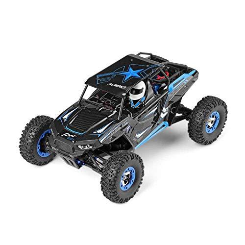 N/ A Control Remoto RC Coche de Juguete 1:12 Ratio 4WD Eléctrico Todo Terreno Vehículo Todoterreno 2.4GHz Controlador de Radio Carreras de Alta Velocidad Bigfoot Monster Truck,Auto Escalador
