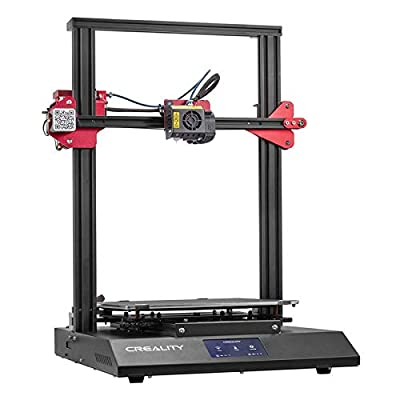 Creality CR-10S Pro V2 3D Printer with BL Touch Auto-Level Silent Mother Board 500W Meanwell Power Supply with Capricorn PTFE Large Build Size 300mmx300mmx400mm 95% Pre-Assembled 3D Printer by Beruna