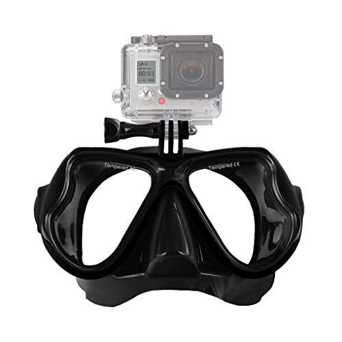 Yongse Camera Mount Duikmasker Oceanische Scuba Snorkel Zwembril Bril Voor GoPro Action Camera