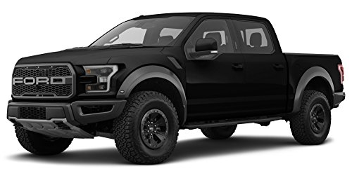 2017 Ford F-150 Raptor, 4-Wheel Drive SuperCrew 5.5' Box, Shadow Black