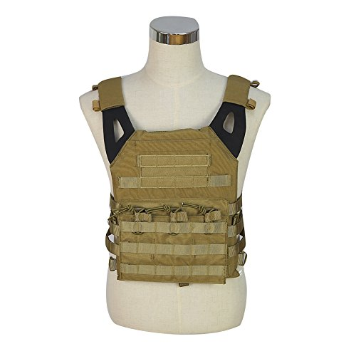Lejie Tactical JPC MOLLE Weste Militärische Taktische Brustplatte Jagd Weste Airsoft CS Outdoor Uniform Kampf Ausrüstung