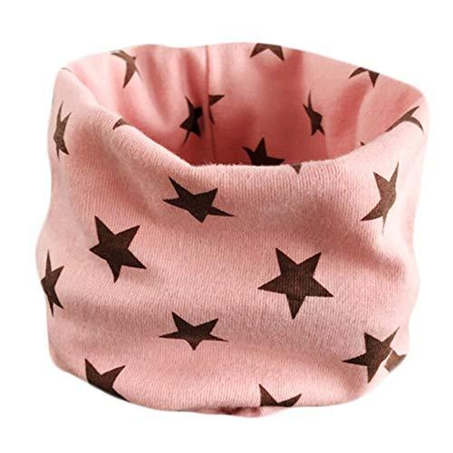 2019 collar de la bufanda del algodón del bebé for niños muchachos de la bufanda bufandas niñas de dibujos animados for niños de los nuevos niños del otoño del resorte O anillo mágico Pañuelo