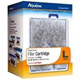 Best Aquarium Filter Pads - Aqueon Replacement Filter Cartridges Large (6 Pack) Review