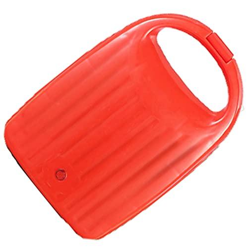 Tostadora de sándwich antiadherente, 260W multifuncional 220V Tostadora, se puede utilizar para el desayuno, el té y el brunch de la tarde.
