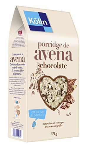 Kölln Kölln   Porridge Cereales Integrales Suaves de Chocolate   375 G 1483.5 ml