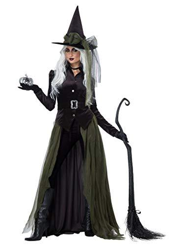 California Costumes Gothic Witch Adult Costume Mediu