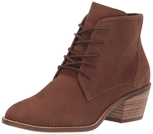 Lucky Brand Women's LK-IDRIL Ankle Boot, Soil, 6 M US