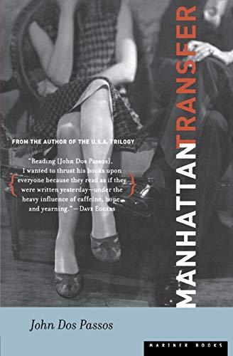 Manhattan Transfer: A Novel