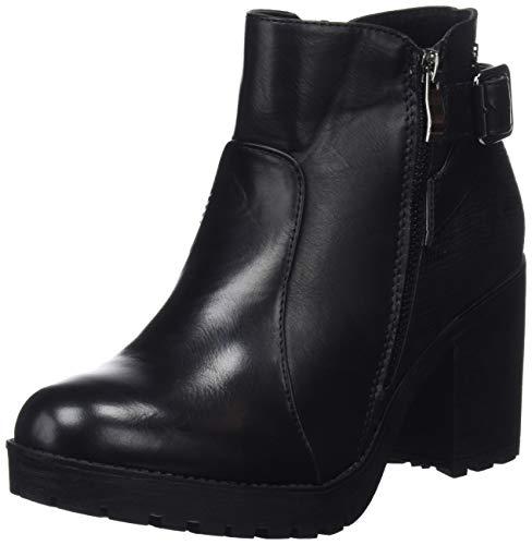XTI 48608, Botines para Mujer, Negro (Black), 36 EU