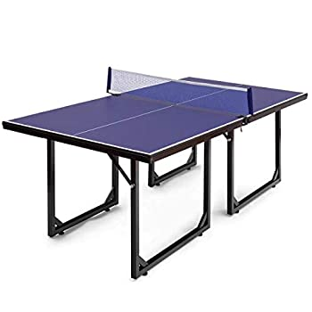 GOPLUS FOLDABLE PING PONG TABLE