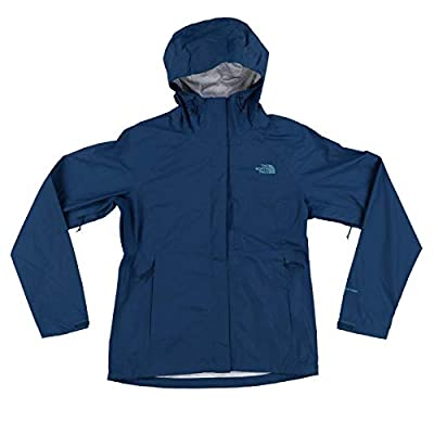 The North Face Womens Venture Jacket (Medium, Monterey Blue) by