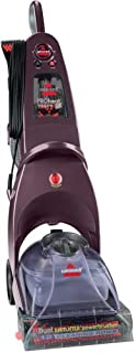 Bissell Proheat 2X Turbo Deep Clean Upright Vacuum Cleaner, 9400E, Black Cherry Fizz, 1 Year Brand Warranty