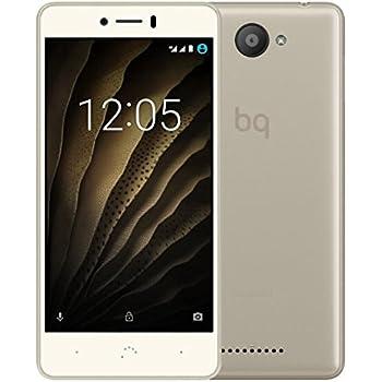 BQ Aquaris U, Smartphone con SIM doble 4G, de 12,7 cm (5 ...