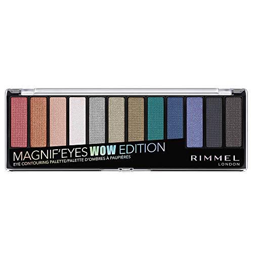 Rimmel Magnif'Eyes Eye Contouring Palette, WOW Edition