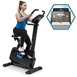 Capital Sports Evo Pro Cardiobike - Fitnessfahrrad mit Trainingscomputer, Heimtrainer, Bluetooth, 32...