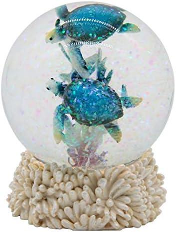 19. Sea Turtle Snow Globe