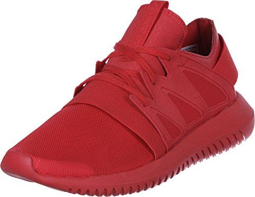 adidas Damen Tubular Viral W Leichtathletik-Schuh, Rosso Vivred Vivred Vivred, 40 EU