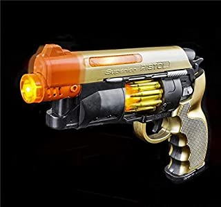 Rhode Island Novelty 9.5 Inch Light-up Blaster with Sound One per Order