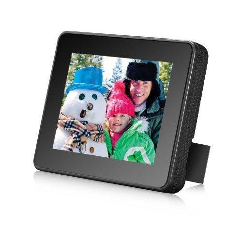 HP Df301a1-11 3.5 Inch Digital Photo Frame - Black Digital Frames Picture