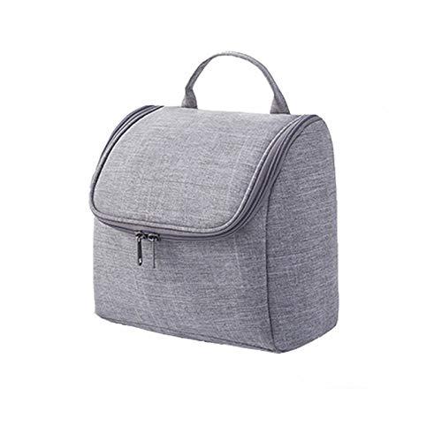 Trousse de Toilette Fashion Cosmetic Bag Wash Pouch Voyage Organisateur Makeup Sacs Portable Hook Man and Woman Toiletry Bag