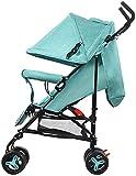 Cochecito de bebé liviano Cochecito portátil Cochecito plegable, sentado compacto y liviano y cochecito premium, edades 0-3