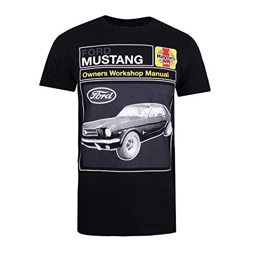 Haynes Manual Ford Mustang Owners Manual T-shirt