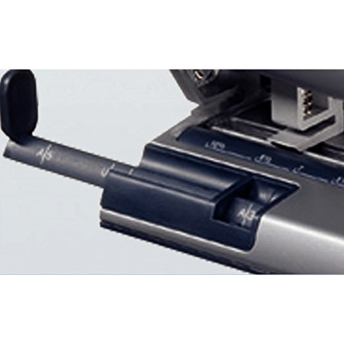 Leitz Adjustable Hole Punch, Up to 6 Hole Punching, 30 Sheets, Metal, Akto, 51140084 - Silver