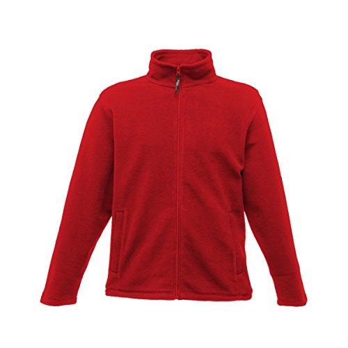 Regatta Veste Micro Polaire zippée XXXXL Rouge Classique