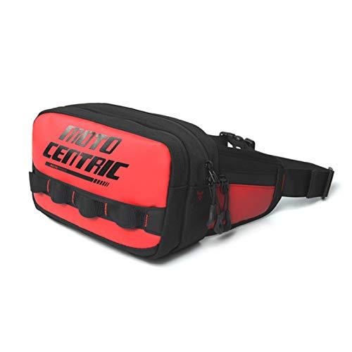 Waterproof Belt Bag, Men's and Women's Belt Bag, for Hiking Belt Bag, Outdoor Sports Motorcycle Belt Bag