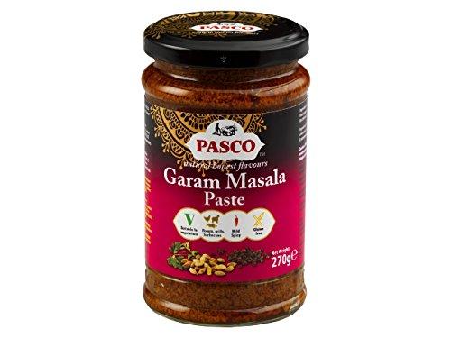 PASCO Garam Masala Curry Paste 270g Mild & Spicy
