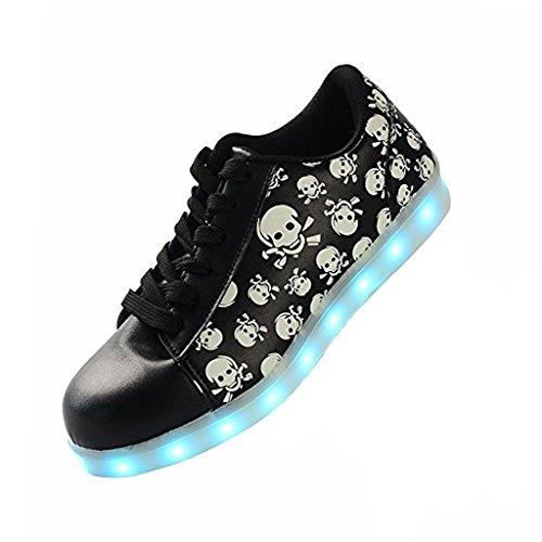 DoGeek Led Shoes,Led Light Up Shoes Female/Women with