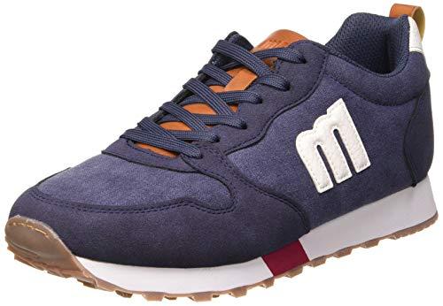 MTNG Attitude Herren 84428 Sneakers, Blau (Cato Marino C48968), 45 EU